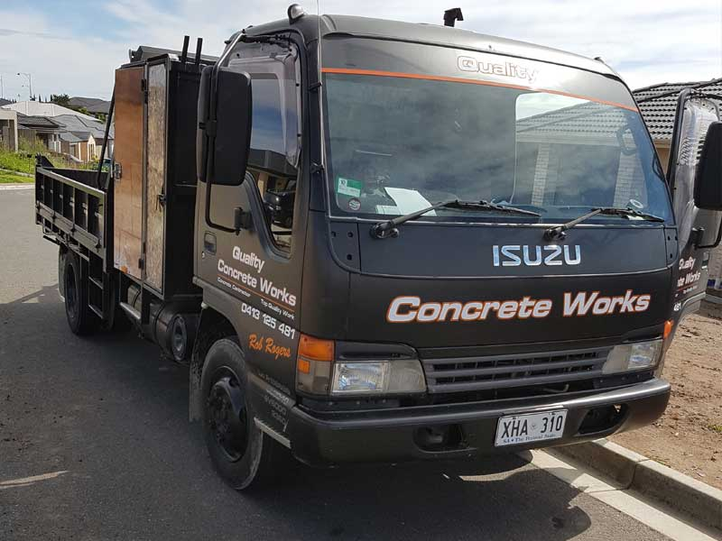 concrete services in Adelaide